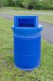 ανακύκλωσης σύμβολα ανακύκλωσης δοχείων Στοκ Φωτογραφίες