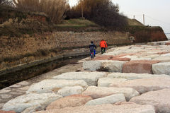 Ανακύκλωση ζεύγους Στοκ Εικόνα