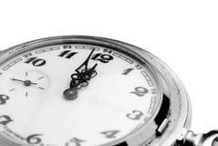 Αναλογικές ώρες Στοκ φωτογραφία με δικαίωμα ελεύθερης χρήσης