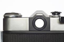 Αναλογική φωτογραφική μηχανή SLR Στοκ εικόνες με δικαίωμα ελεύθερης χρήσης