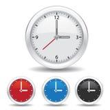 αναλογικό ρολόι Στοκ Εικόνες