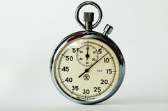 αναλογικό χρονόμετρο με &d Στοκ εικόνα με δικαίωμα ελεύθερης χρήσης