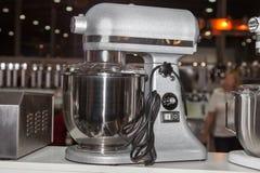 Αναμίκτες για την παραγωγή milkshakes στοκ εικόνες