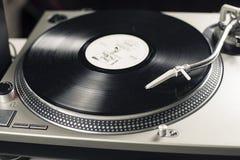 Αναμίκτης του DJ Στοκ φωτογραφία με δικαίωμα ελεύθερης χρήσης