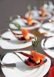αναμμένος ήλιος πρόχειρων φαγητών θαλασσινών Στοκ φωτογραφία με δικαίωμα ελεύθερης χρήσης