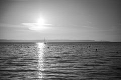 αναμμένο μονοπάτι Στοκ φωτογραφίες με δικαίωμα ελεύθερης χρήσης