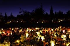 Αναμνηστικά κεριά Στοκ φωτογραφία με δικαίωμα ελεύθερης χρήσης