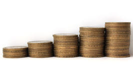 Αναμνηστικά νομίσματα της δέκα-Ρωσική Ομοσπονδία αύξησης στοκ φωτογραφία με δικαίωμα ελεύθερης χρήσης