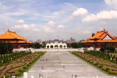 Αναμνηστική αίθουσα Ταϊβάν του Kai -Kai-shek Chiang Στοκ Φωτογραφίες