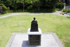 Αναμνηστική αίθουσα Yat Sen Nanyang ήλιων, Σιγκαπούρη Στοκ Φωτογραφία