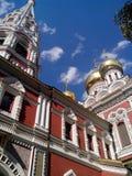 Αναμνηστική εκκλησία Shipka στοκ εικόνα