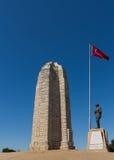 Αναμνηστική πέτρα στον όρμο Gallipoli Anzac Στοκ φωτογραφίες με δικαίωμα ελεύθερης χρήσης