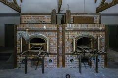 Αναμνηστική περιοχή στρατοπέδων συγκέντρωσης Dachau Στοκ φωτογραφία με δικαίωμα ελεύθερης χρήσης