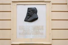 Τέσλα της Nikola Στοκ Φωτογραφία