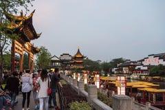 Αναμνηστική πύλη Tianxiawenshu στοκ φωτογραφίες