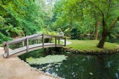 Αναμνηστικοί κήποι του Alfred Nicholas στοκ εικόνες