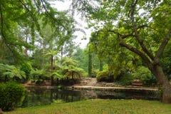 Αναμνηστικοί κήποι του Alfred Nicholas Στοκ εικόνα με δικαίωμα ελεύθερης χρήσης