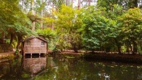 Αναμνηστικοί κήποι του Alfred Nicholas στοκ φωτογραφία με δικαίωμα ελεύθερης χρήσης