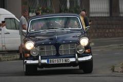 Αναμνηστικός αγώνας αυτοκινήτων Στοκ Φωτογραφίες