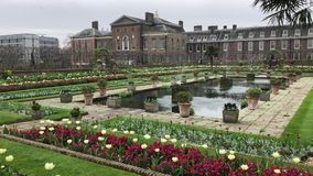 Αναμνηστικός κήπος της Diana πριγκηπισσών στο Χάιντ Παρκ φιλμ μικρού μήκους
