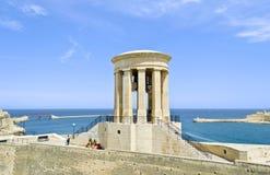 αναμνηστικός πόλεμος valletta πολιορκίας της Μάλτας κουδουνιών Στοκ φωτογραφίες με δικαίωμα ελεύθερης χρήσης