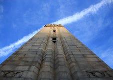 Αναμνηστικός πύργος κουδουνιών σε NCSU Στοκ εικόνες με δικαίωμα ελεύθερης χρήσης