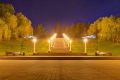 Αναμνηστικός σύνθετος Zavokzalnyy, Sochi, Ρωσία στοκ εικόνες
