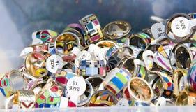 Αναμνηστικό (δαχτυλίδια) Στοκ εικόνα με δικαίωμα ελεύθερης χρήσης