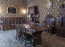 Αναμνηστικό σπίτι του Victor Hugo στοκ εικόνες