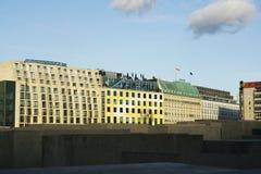 αναμνηστικό μνημείο ολοκ&a Στοκ Εικόνες