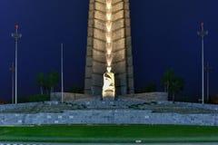Αναμνηστικό μνημείο του Jose Marti - Αβάνα, Κούβα Στοκ Εικόνες