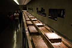 9 11 αναμνηστικό μουσείο Νέα Υόρκη στοκ εικόνες
