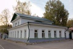 Αναμνηστικό μουσείο σπιτιών Isaak Levitan Ples Στοκ Φωτογραφία