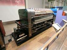 Αναμνηστικό μουσείο της Toyota της βιομηχανίας και της τεχνολογίας Στοκ Φωτογραφία