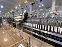 Αναμνηστικό μουσείο της Toyota της βιομηχανίας και της τεχνολογίας Στοκ Εικόνες