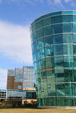 αναμνηστικό πανεπιστήμιο της νέας γης Στοκ Εικόνα