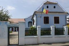 Αναμνηστικό σπίτι του Λουκιανού Blaga στοκ φωτογραφία με δικαίωμα ελεύθερης χρήσης