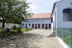 Αναμνηστικό σπίτι του Λουκιανού Blaga στοκ εικόνες