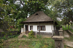 Αναμνηστικό σπίτι MOS ιονικό Roata Στοκ φωτογραφία με δικαίωμα ελεύθερης χρήσης