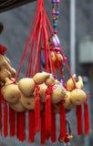 Αναμνηστικό στο περπάτημα της οδού σε Chengdu, Κίνα Στοκ φωτογραφία με δικαίωμα ελεύθερης χρήσης