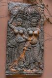 Αναμνηστικό Apsara Στοκ Εικόνα