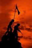 αναμνηστικό tugu negara Στοκ φωτογραφία με δικαίωμα ελεύθερης χρήσης