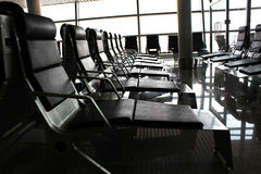 αναμονή αερολιμένων Στοκ Φωτογραφίες