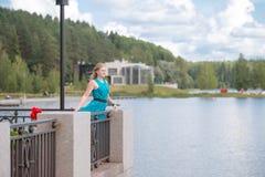 Αναμονή από τον ποταμό Στοκ Εικόνες