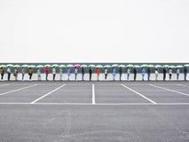 αναμονή γραμμών Στοκ φωτογραφία με δικαίωμα ελεύθερης χρήσης