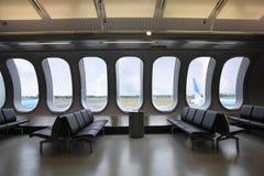 αναμονή δωματίων αερολιμέ Στοκ εικόνα με δικαίωμα ελεύθερης χρήσης