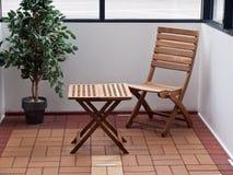 αναμονή δωματίων λήψης γων&iot Στοκ Εικόνα