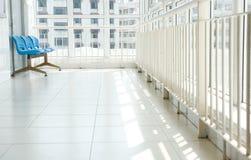 αναμονή δωματίων νοσοκομ& Στοκ Εικόνα