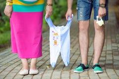 Αναμονή ενός μωρού Στοκ φωτογραφίες με δικαίωμα ελεύθερης χρήσης