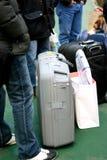 αναμονή επιβατών διαδρόμων στοκ εικόνες με δικαίωμα ελεύθερης χρήσης